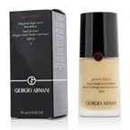 Giorgio Armani Power Fabric Longwear High Cover Foundation SPF 25 - # 3 (Fair, Rosy)