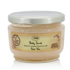 Sabon Body Scrub - Rose Tea