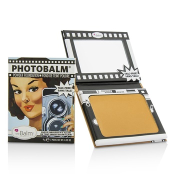 TheBalm PhotoBalm Powder Foundation - #Mid-Medium