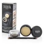 Toppik Brow Building Fibers Set - # Medium Brown