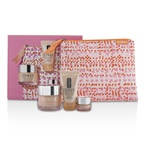 Clinique Moisture Favourites Set: Moisture Surge 50ml + Overnight Mask 30ml + All About Eyes 5ml + Bag