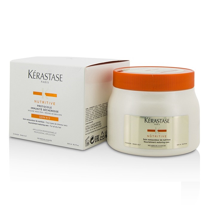Kerastase Nutritive Protocole Immunité Sécheresse Soin N°2 Nourishment Restoring Care (For All Dry Hair)
