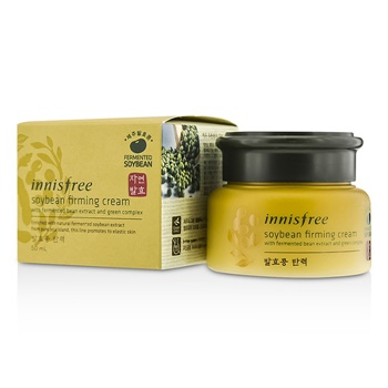 Innisfree Soybean Firming Cream (Manufacture Date: 09/2014)