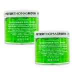 Peter Thomas Roth Cucumber Gel Masque Duo Pack