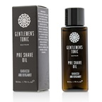 Gentlemen's Tonic Babassu And Bergamot Pre Shave Oil