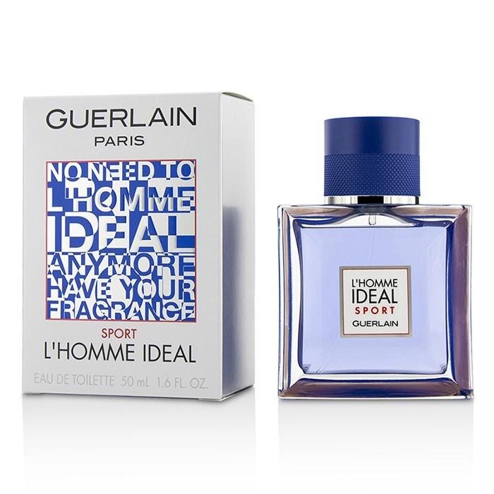 Mens New Men's Details Guerlain 6oz About Perfume 1 Ideal Spray Sport L'homme Edt WdrxeBCo