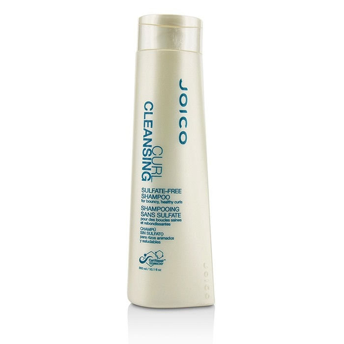 Joico Curl Cleansing Sulfate-Free Shampoo (For Bouncy, Healthy Curls)
