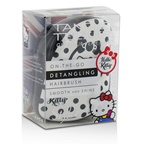 Tangle Teezer Compact Styler On-The-Go Detangling Hair Brush - # Hello Kitty Black