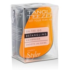 Tangle Teezer Compact Styler On-The-Go Detangling Hair Brush - # Orange Flare