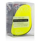 Tangle Teezer Compact Styler On-The-Go Detangling Hair Brush - # Lemon Zest