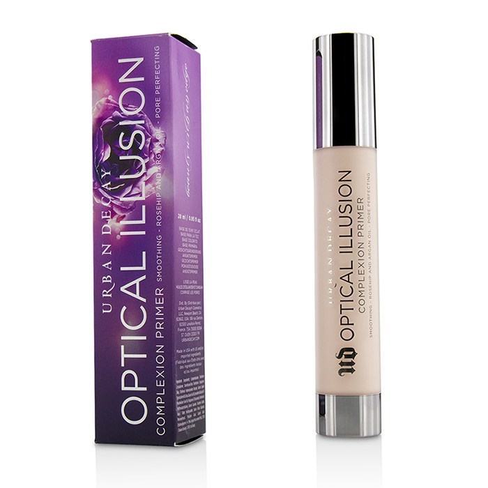 Urban Decay Complexion Primer Optical Illusion