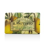 Nesti Dante Il Frutteto Purifying Soap - Mint & Quince Pear