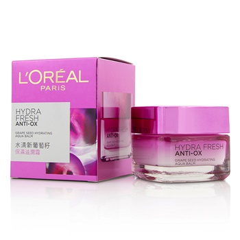 L'Oreal Hydrafresh Anti-Ox Grape Seed Hydrating Aqua Balm