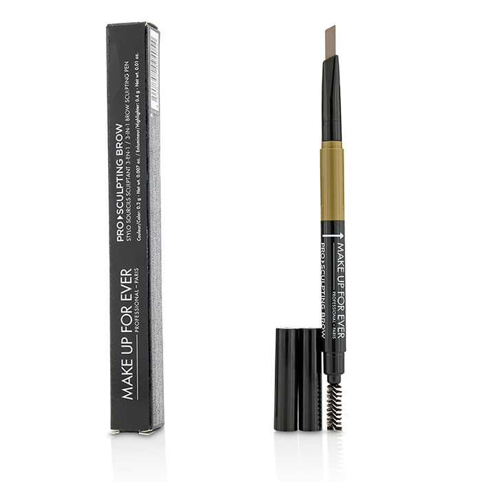 Make Up For Ever Pro Sculpting Brow 3 In 1 Brow Sculpting Pen - # 20 (Dark Blond)