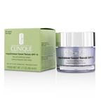 Clinique Repairwear Laser Focus Line Smoothing Cream SPF 15 - Very Dry To Dry Combination