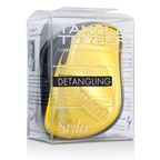 Tangle Teezer Compact Styler On-The-Go Detangling Hair Brush - # Bronze Chrome