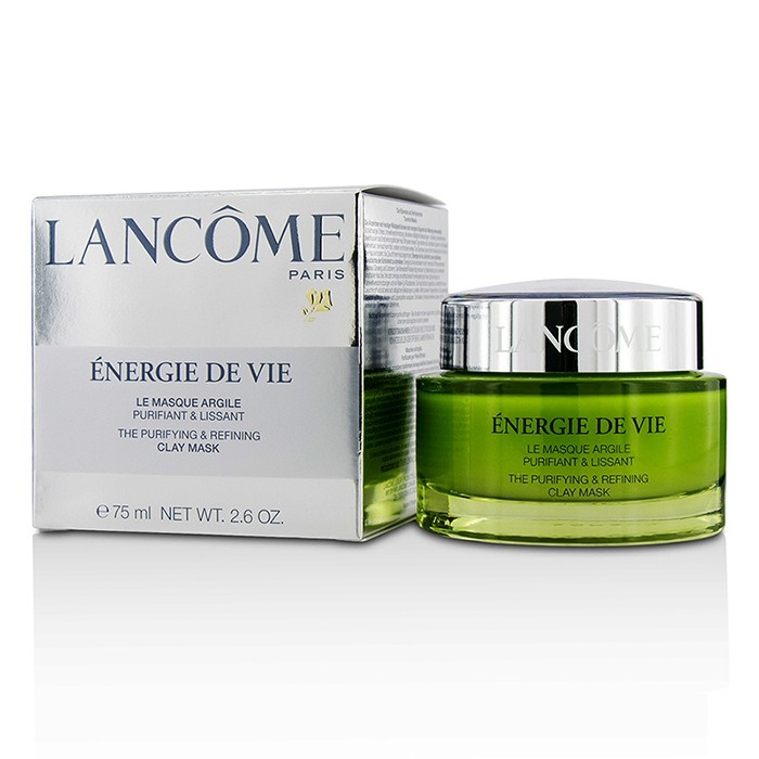 lancome energie de vie the purifying refining clay mask. Black Bedroom Furniture Sets. Home Design Ideas