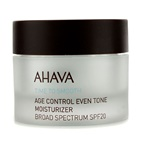 Ahava Time To Smooth Age Control Even Tone Moisturizer SPF 20 (Exp. Date 12/2017)