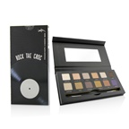 YBF Beauty Rock The Croc Eyeshadow Palette (12x Eyeshadow, 1x Double Ended Eyeshadow Brush)