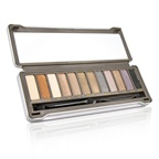 BYS Eyeshadow Palette (12x Eyeshadow, 2x Applicator) - Nude 2