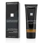 Dermablend Leg and Body Makeup Buildable Liquid Body Foundation Sunscreen Broad Spectrum SPF 25 - #Deep Golden 70W