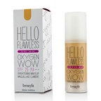 Benefit Hello Flawless Oxygen Wow Brightening Makeup SPF 25 (Oil Free) - # Cheers To Me (Champagne)