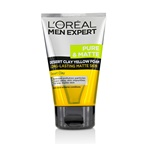 L'Oreal Men Expert Pure & Matte Desert Clay Yellow Foam