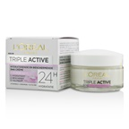 L'Oreal Triple Active Multi-Protective Day Cream 24H Hydration - For Dry/ Sensitive Skin