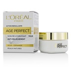 L'Oreal Age Perfect Re-Hydrating Eye Cream - For Mature Skin