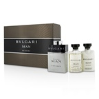 Bvlgari Man Extreme Coffret: EDT Spray 60ml/2oz + After Shave Balm 40ml/1.35oz + Shower Gel 40ml/1.35oz