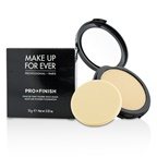 Make Up For Ever Pro Finish Multi Use Powder Foundation - # 117 Golden Ivory