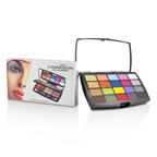 Cameleon MakeUp Kit Deluxe G2127 (20x Eyeshadow, 3x Blusher, 2x Pressed Powder, 6x Lipgloss, 2x Applicator)