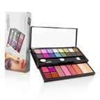 Cameleon MakeUp Kit Deluxe G2219 (16x Eyeshadow, 4x Blusher, 1x Pressed Powder, 4x Lipgloss, 2x Applicator)