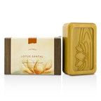 Thymes Lotus Santal Luxurious Bath Soap