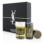 Yves Saint Laurent L'Homme Coffret: EDT Spray 100ml/3.3oz + Deodorant Stick 75g/2.6oz
