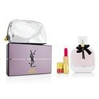 Yves Saint Laurent Mon Paris Coffret: EDP Spray 90ml/3oz + Mini Lipstick + Pouch