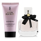 Yves Saint Laurent Mon Paris Coffret: EDP Spray 50ml/1.6oz + My Perfumed Body Lotion 50ml/1.6oz