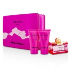 Salvatore Ferragamo Signorina In Fiore Coffret: EDT Spray 50ml/1.7oz + Body Lotion 50ml/1.7oz + Shower Gel 50ml/1.7oz