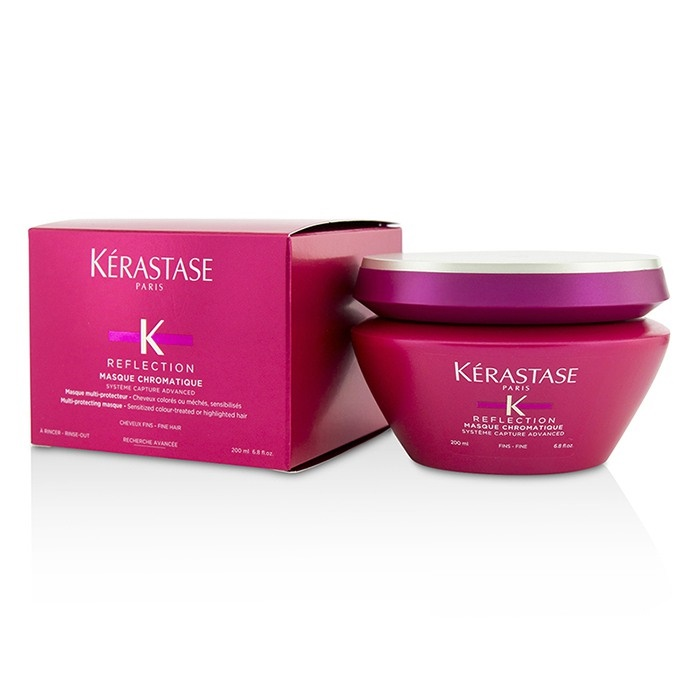 Kerastase Reflection Masque Chromatique Multi-Protecting Masque (Sensitized Colour-Treated or Highlighted Hair - Fine Hair)