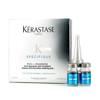 Kerastase Specifique PS21 + Rhamnose Intense Anti-Discomfort Soothing Care (Sensitive Scalp)