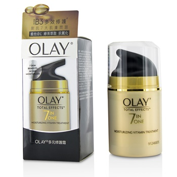 Olay Total Effects 7 in 1 Moisturizing Vitamin Treatment