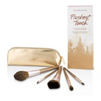 BareMinerals Plushest Touch 5 Piece Brush Collection