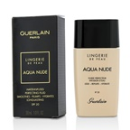 Guerlain Lingerie De Peau Aqua Nude Foundation SPF 20 - # 01W Very Light Warm