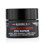 Kiehl's Age Defender Eye Repair Lifting, Anti-Wrinkle, Dark Circle Reducing Eye Cream For Men