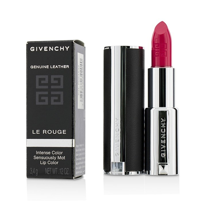 Givenchy Le Rouge Intense Color Sensuously Mat Lipstick - # 302 Hibiscus Exclusif