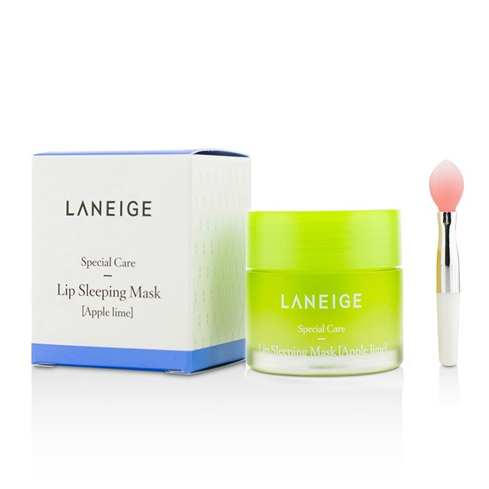 Laneige Lip Sleeping Mask - Apple Lime (Limited Edition)