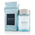 Bvlgari Aqva Pour Homme Marine After Shave Lotion (Box Slightly Damaged)
