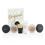 BareMinerals Get Started Mineral Foundation Kit - # 18 Medium Tan