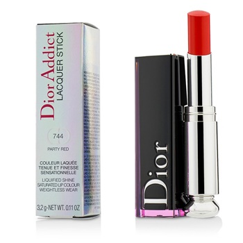 Christian Dior Dior Addict Lacquer Stick - # 744 Party Red