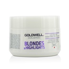 Goldwell Dual Senses Blondes & Highlights 60SEC Treatment (Luminosity For Blonde Hair)